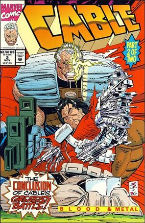 Cable: Blood and Metal 2-A