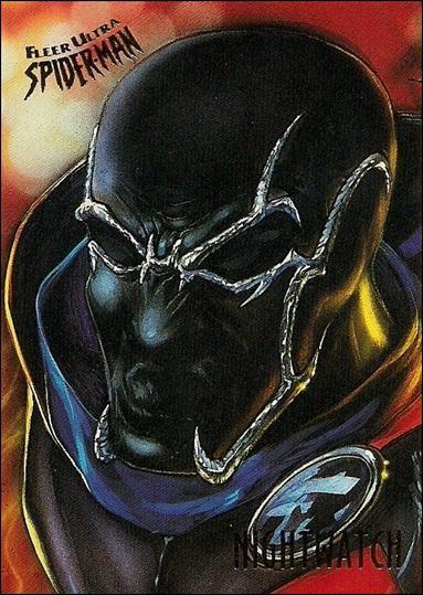 Fleer Ultra Spider-Man (Base Set) 40-A by Fleer