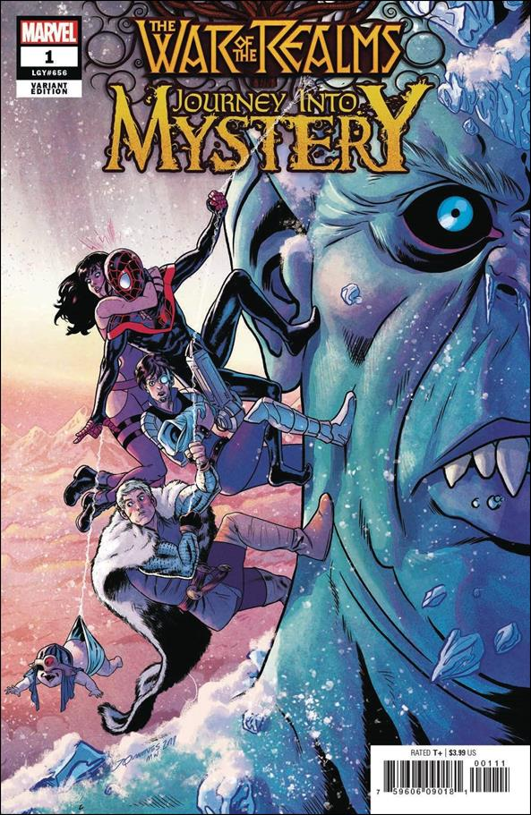 War of the Realms: Journey into Mystery 1-C by Marvel