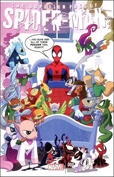 Superior Foes of Spider-Man 4-C by Marvel