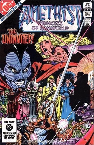 Amethyst, Princess of Gemworld (1983) 7-A by DC
