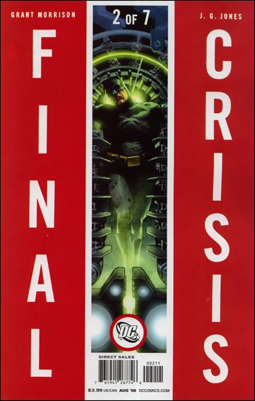 Final Crisis 2-A by DC