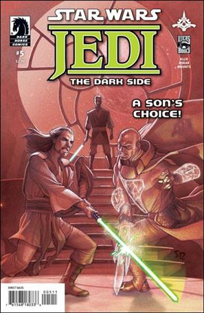 Star Wars: Jedi - The Dark Side 5-A