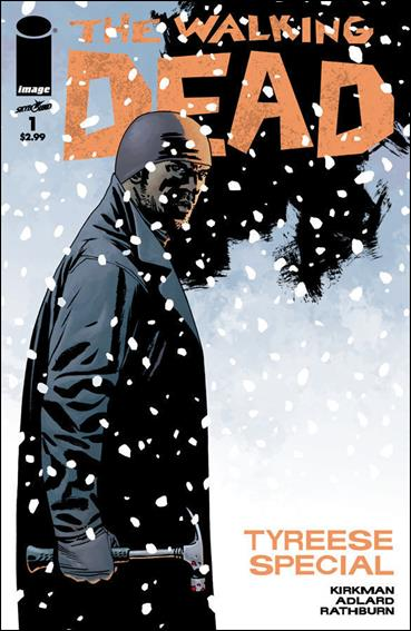 Walking Dead: Tyreese Special 1-A by Image