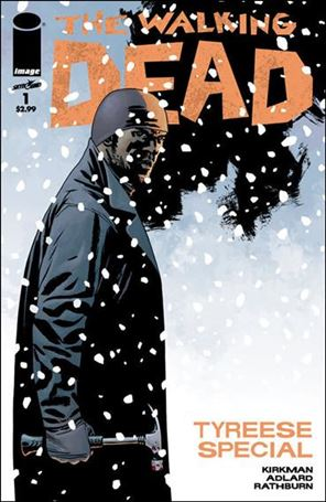 Walking Dead: Tyreese Special 1-A