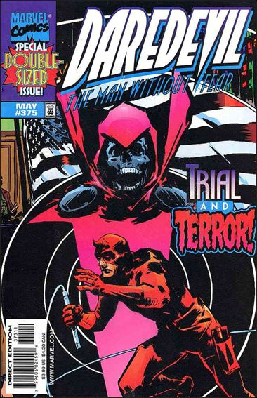 Daredevil (1964) 375-A by Marvel