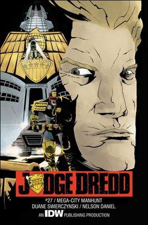 Judge Dredd (2012) 27-A