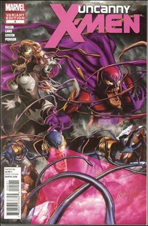Uncanny X-Men (2012) 5-B