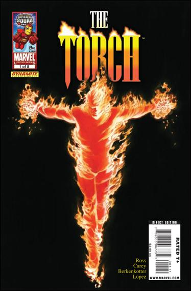 Torch 1-A by Marvel