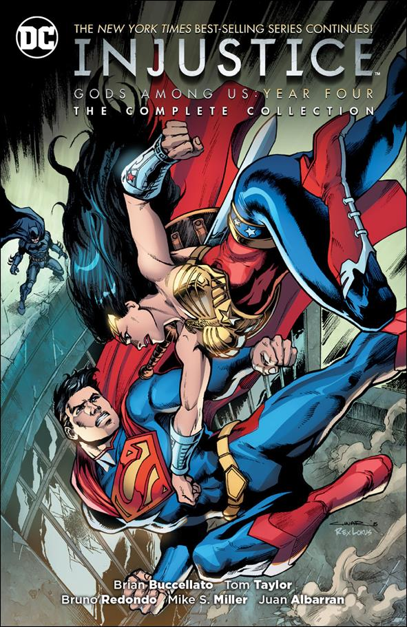 Injustice: Gods Among Us Year Four: The Complete Collection nn-A by DC
