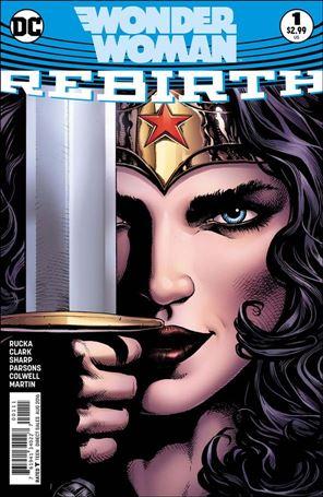 Wonder Woman: Rebirth 1-A