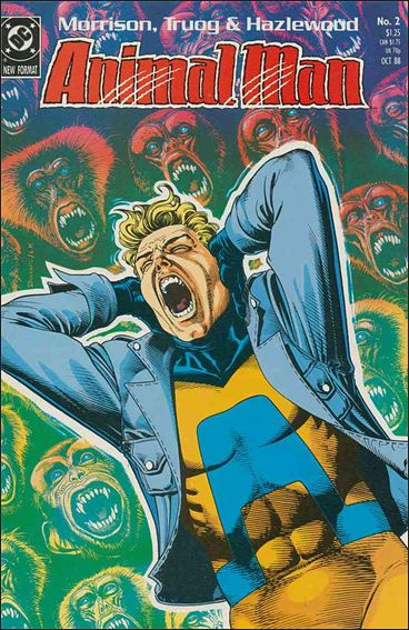 Animal Man (1988) 2-A by Vertigo
