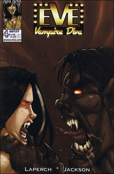 Eve: Vampire Diva 4-A by Arcana