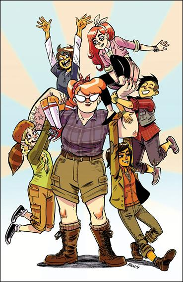 Lumberjanes 3-B by Boom! Box