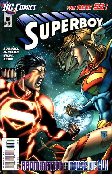 Superboy (2011/11) 6-A by DC
