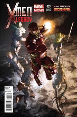 X-Men Legacy (2013) 9-B