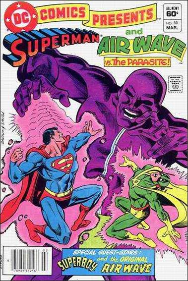 DC Comics Presents 55-A by DC