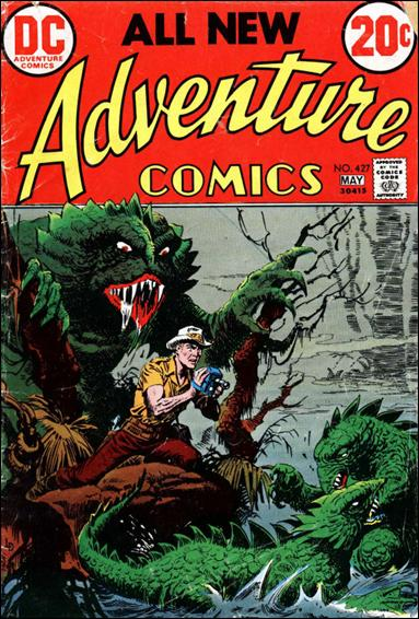Adventure Comics (1938) 427-A by DC
