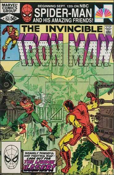 Iron Man (1968) 153-A by Marvel