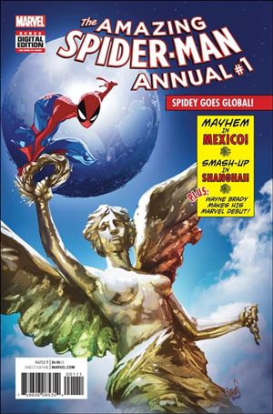 Amazing Spider-Man Annual (2017) 1-A