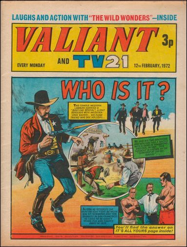 Valiant (UK) 477-A by IPC