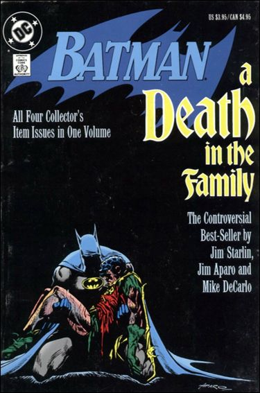 Batman: A Death In The Family 1-B by DC Comics