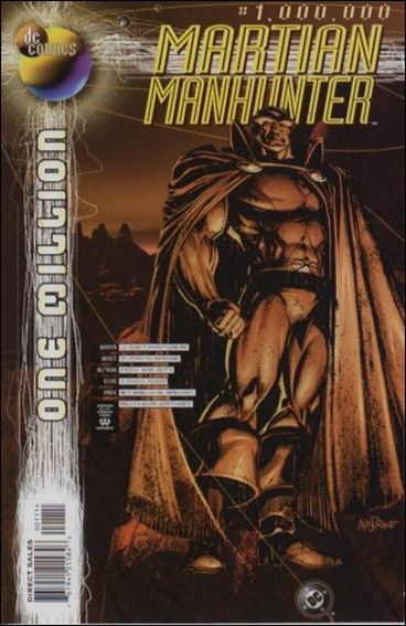 Martian Manhunter (1998) 1,000,000-A by DC