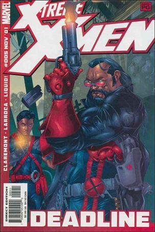 X-Treme X-Men (2001) 5-A
