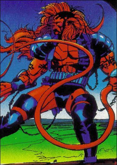 X-Men (Base Set) 89-A by Comic Images