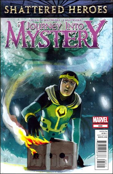 Journey into Mystery (1952) 632-A by Marvel