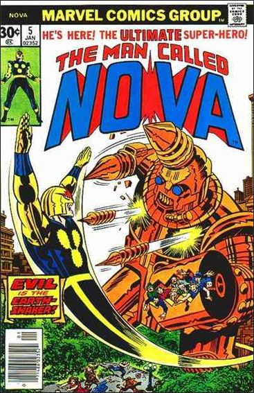 Nova (1976) 5-A by Marvel