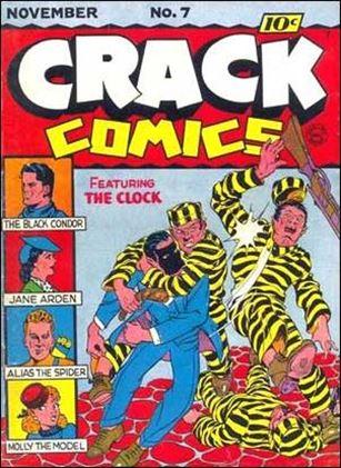 Crack Comics 7-A