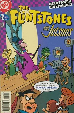 Flintstones and the Jetsons 2-A