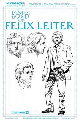 James Bond: Felix Leiter 1-D