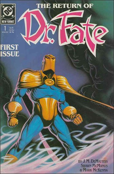 Doctor Fate (1988) 1-A by DC