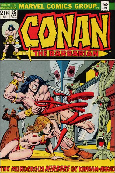 Conan the Barbarian (1970) 25-A by Marvel