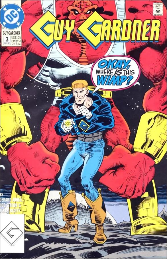 Guy Gardner 3-A by DC