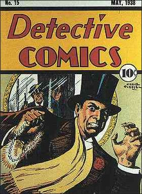 Detective Comics (1937) 15-A by DC