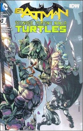 Batman/Teenage Mutant Ninja Turtles 1-MN