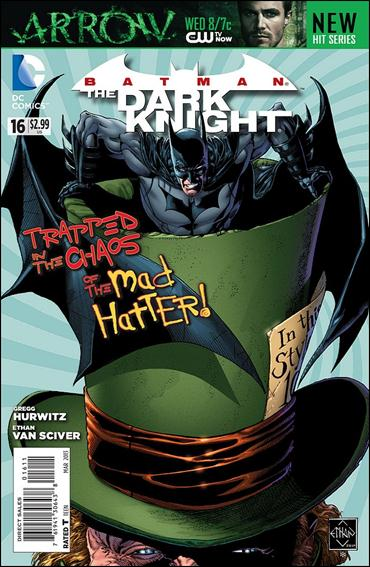 Batman: The Dark Knight (2011/11) 16-A by DC