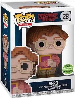 POP! 8-Bit Barb 2018 Spring Convention Exclusive