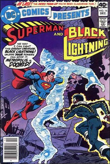 DC Comics Presents (1978) 16-A by DC