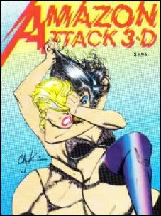 Amazon Attack 3-D 1-A by 3-D Zone