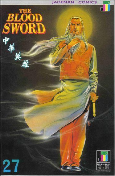 Blood Sword 27-A by Jademan Comics