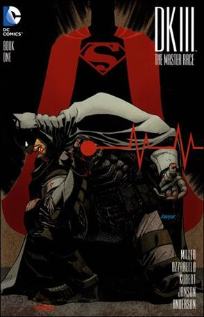 Dark Knight III: The Master Race 1-G