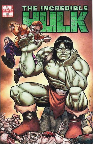 Incredible Hulk (1968) 603-B by Marvel