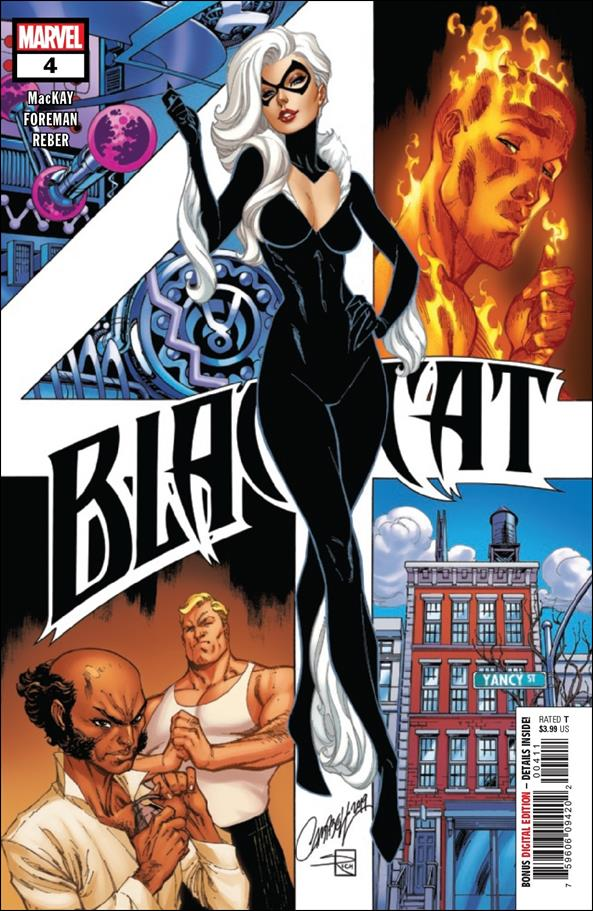 Black Cat 4-A by Marvel