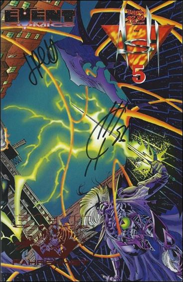 Ash 5-C by Event Comics