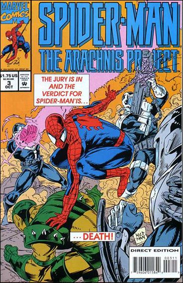 Spider-Man: The Arachnis Project 3-A by Marvel