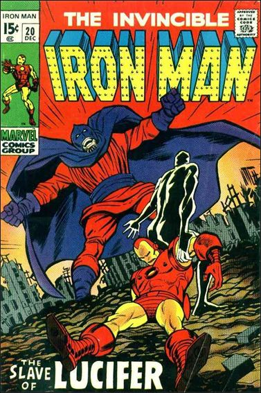 Iron Man (1968) 20-A by Marvel